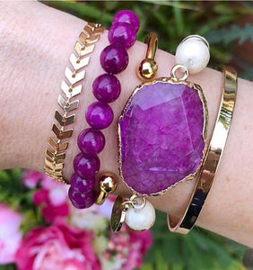 Royal Bracelet - The Stone Collection
