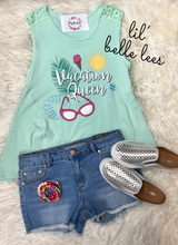 Vacation Queen Swing Tank - Tween