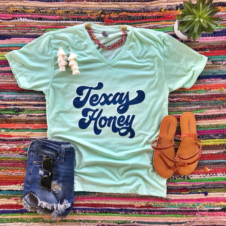Texas Honey Tee