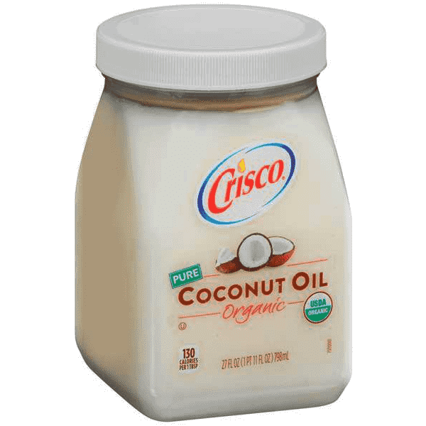 Crisco Organic Coconut Oil 798ml