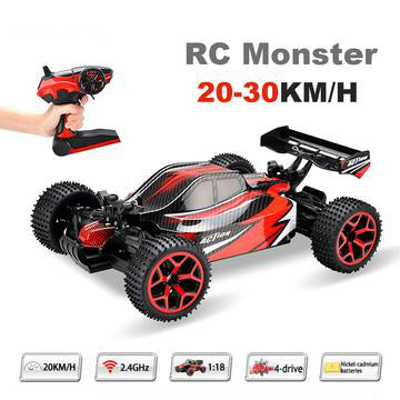 4WD RC Drift Car - Save and Shop Collections