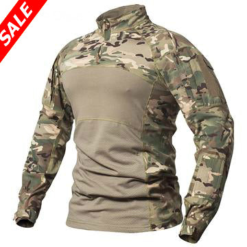 Tactical Combat Camouflage  Shirt