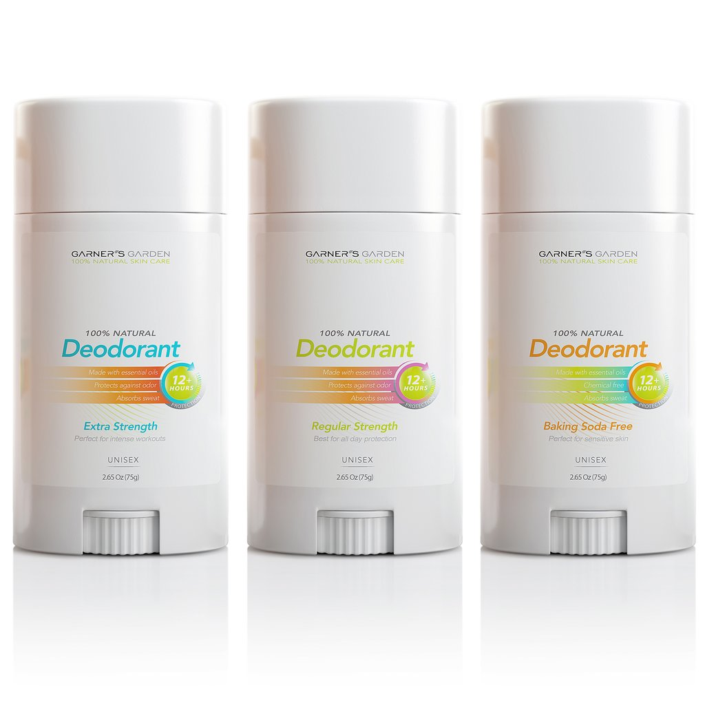 Natural Deodorant - Regular Strength
