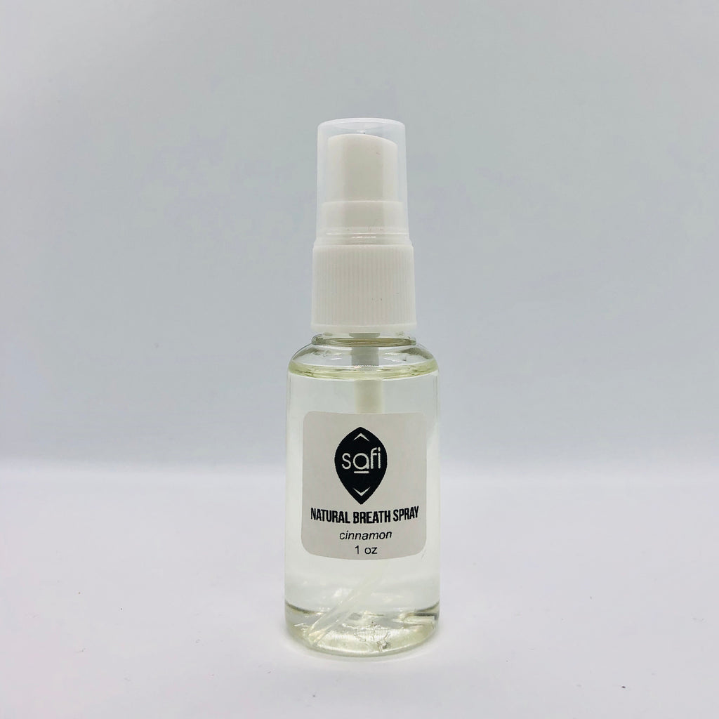 Natural Breath Spray