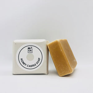 Honey Castile Bar Soap