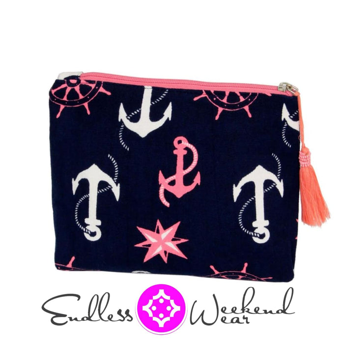 Anchor pouch Navy