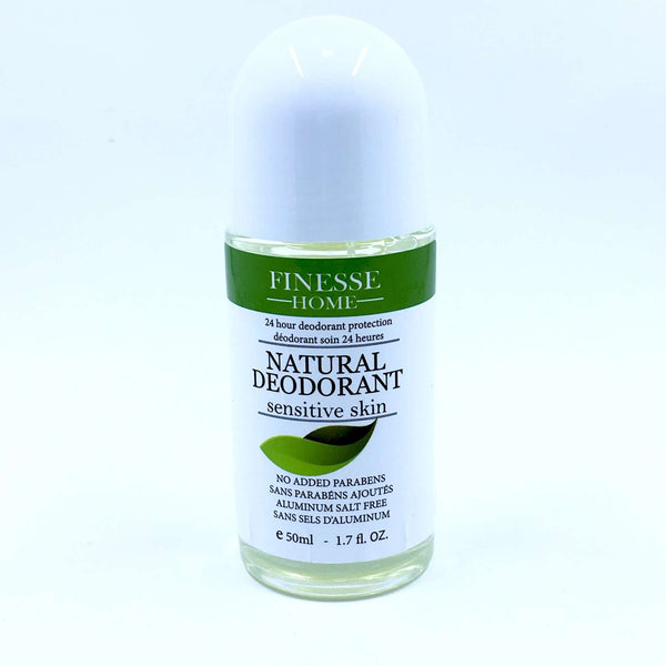 FINESSE HOME NATURAL DEODORANT SENSITIVE, HEALTH AND BEAUTY, Styles For Home Garden & Living, Styles For Home Garden and Living