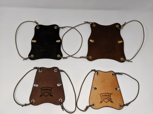 Archery Past Leather Armguard