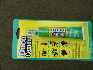 Duco Fletching Cement