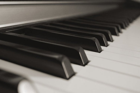 Full List Of Piano Accompaniment Recordings