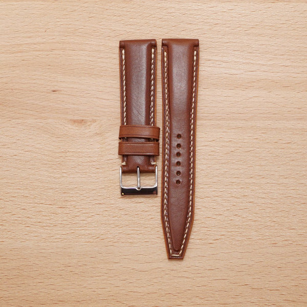 Padded Leather Strap