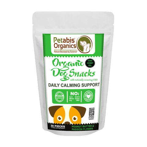 Petabis - Calming Hemp Dog Treats