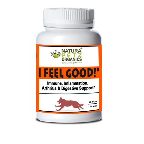 Natura Petz Organics - I Feel Good