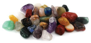 1 Lb Mixed Tumbled Stones