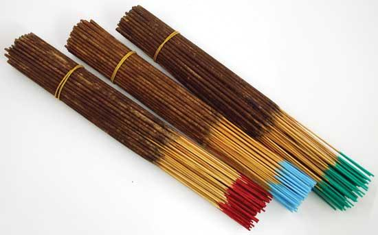 90-95 Coco Mango Incense Stick Auric Blends