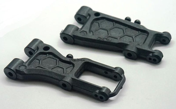 RX10S/SR/FF New Design Suspension Arms (1 front, 1 rear)
