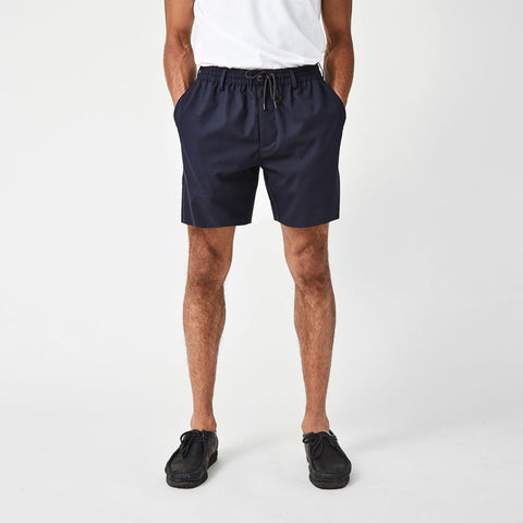Saxo Short Navy