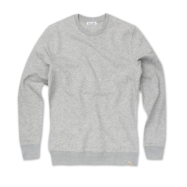 BEAT SWEATSHIRT GREY