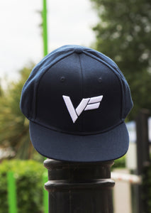 Virtus Fitness 'VF' Snapback - Navy