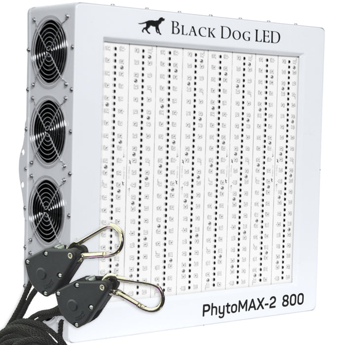 Black Dog LED PhytoMAX-2 800 Full Spectrum Plant LED Grow Light