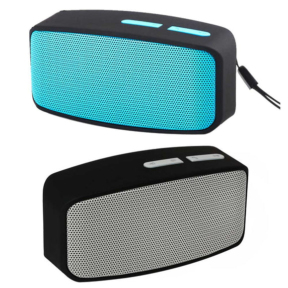 11.11 New Portable Wireless Bluetooth Stereo FM Speaker For Smartphone Tablet Laptop USB Charging Cable PRomotion