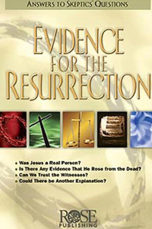 Apologetics Pamphlets