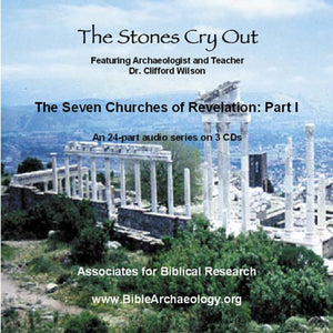 Seven Churches of Revelation Audio Series