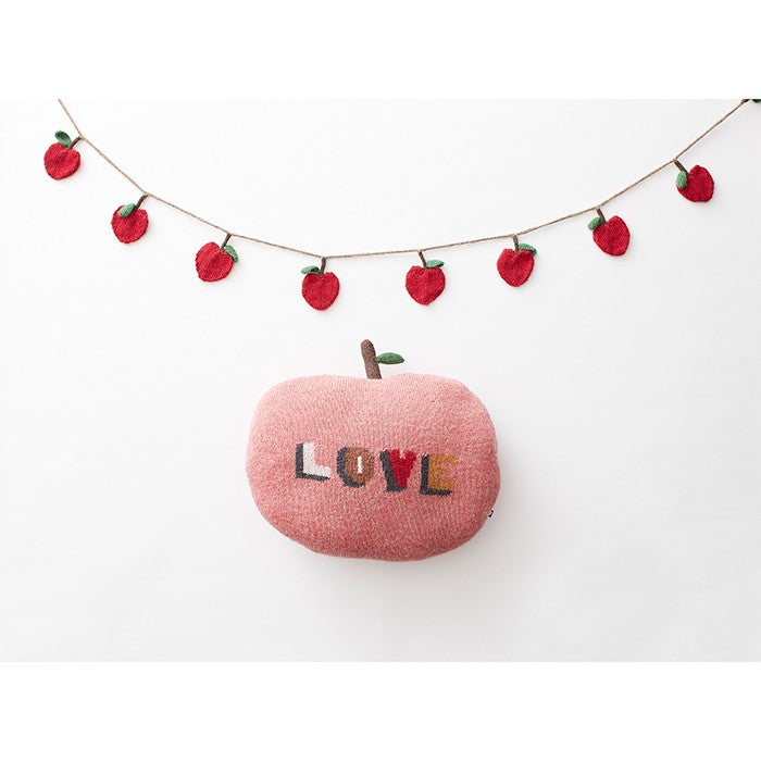 Apple Love Pillow