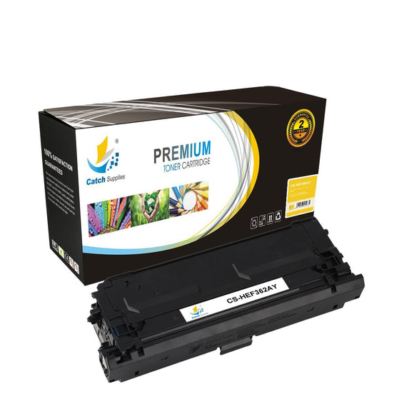 Catch Supplies Replacement HP 508A CF362A  Standard Yield Toner Cartridge