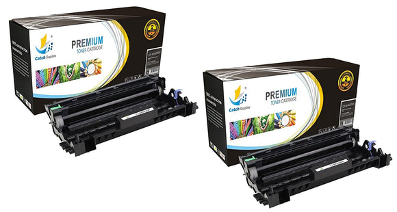 CATCH SUPPLIES 2 TN850 TONER AND DR820 DRUM REPLACEMENT 3 PACK
