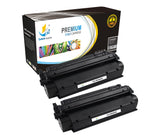 Catch Supplies Replacement HP Q2624A Standard Yield Laser Printer Toner Cartridges - Three Pack