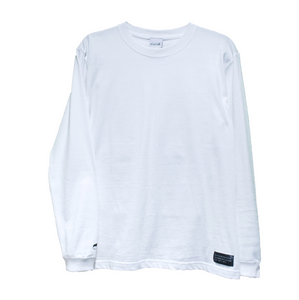 Cotton Long Sleeve T-Shirt White