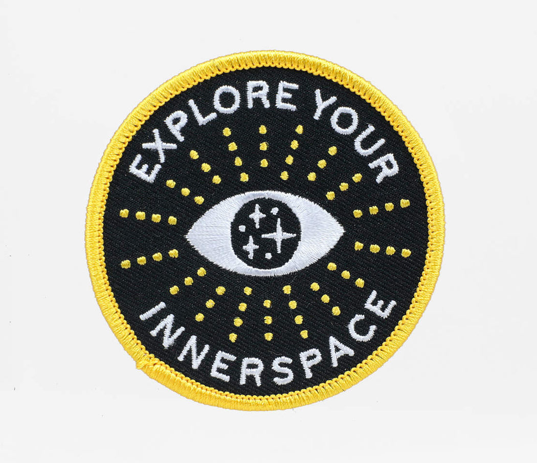 Explore Your Inner Space Patch