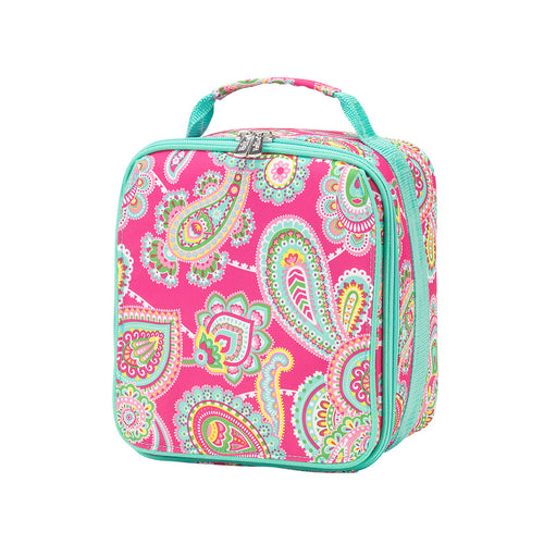 Lizzie Lunchbox ~ Monogrammed Lunch Box - Blush & Company Designs