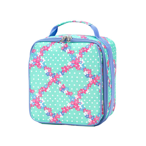 Penelope Lunchbox ~ Girls Monogrammed Lunch Box - Blush & Company Designs