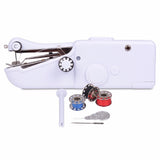 Mini Handheld Sewing Machine Portable Needlework Cordless