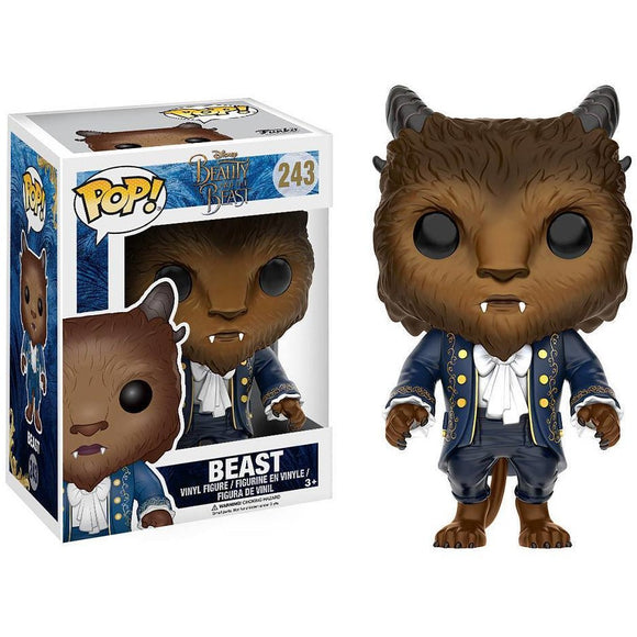 Funko POP! Disney Beauty and the Beast 3.75 inch Vinyl Figure - Beast