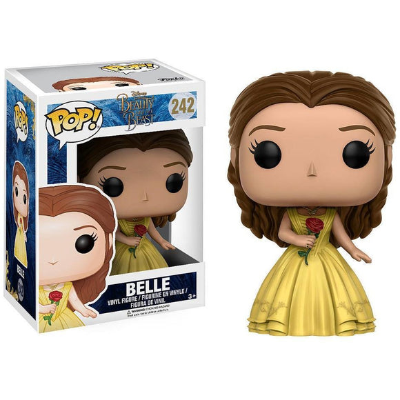 Funko POP! Disney Beauty and the Beast 3.75 inch Vinyl Figure - Belle