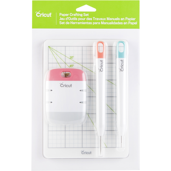 Cricut® Paper Crafting Tool Set