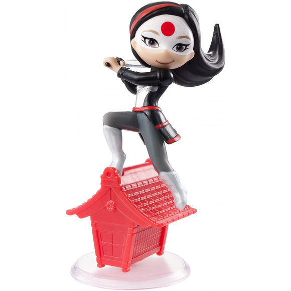 DC Super Hero Girls™ Katana™ Mini Figure Vinyls