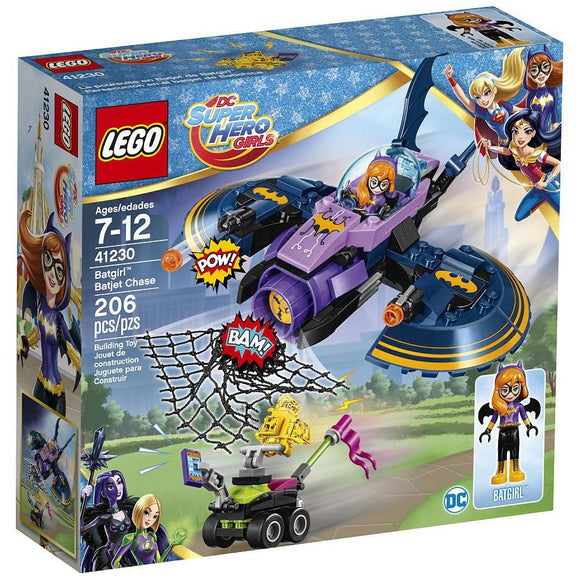 LEGO DC Super Hero Girls Batgirl™ Batjet Chase (41230)