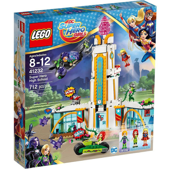 LEGO DC Super Hero Girls Super Hero High School (41232)