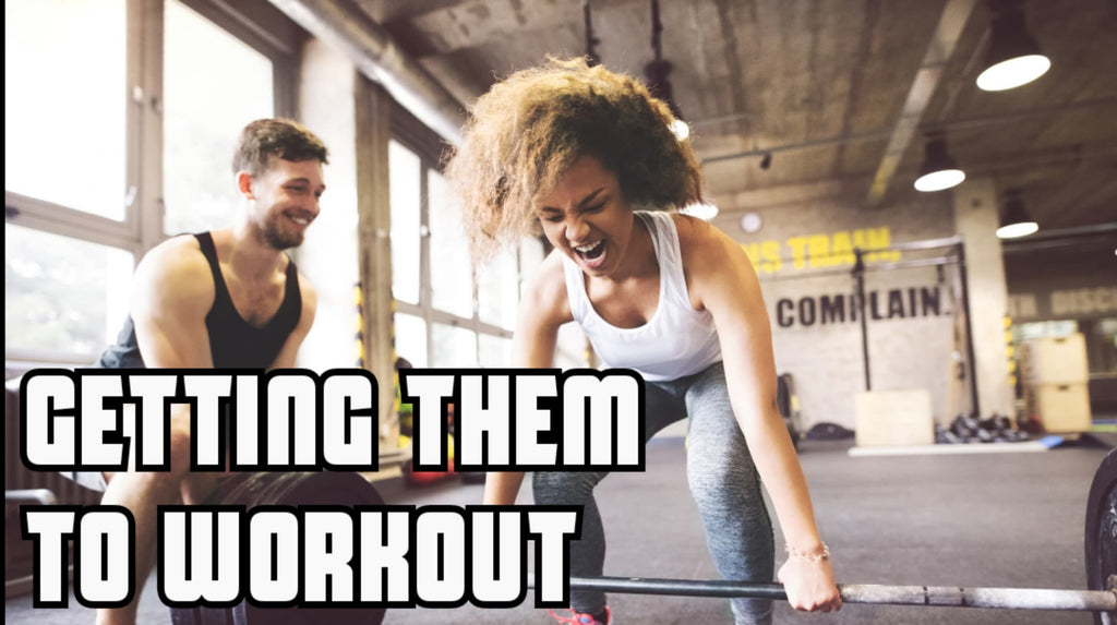 <center><strong>How to Convince Your Loved Ones to Get in Shape</strong></center>