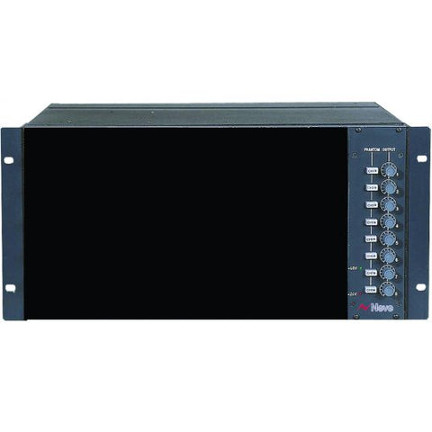 1073/1084 5U Rack with PSU (Empty) houses up to 8 x 1073/1084/2264A modules vertically