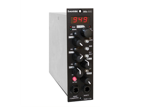Eventide DDL-500 500 Series Digital Delay Line