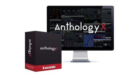 Anthology X Plug In Bundle upgrade from Anthology II
