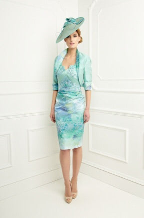 Ann Balon Serena Dress and Jacket