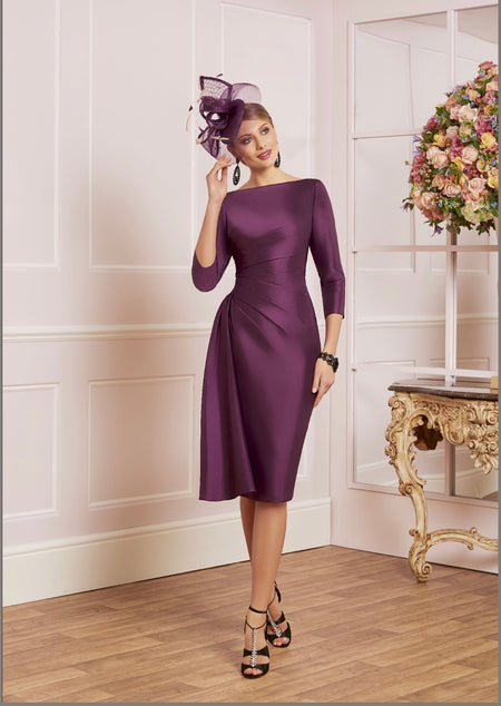 Dress Code Fit and Flare Dress D284S