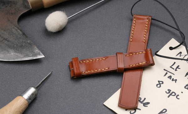 Leatherwork in the Highlands