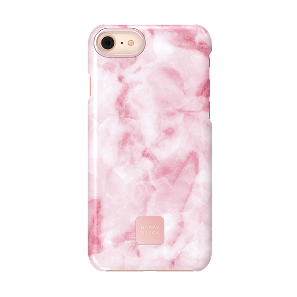iPhone 8/7 Case Pink Marble